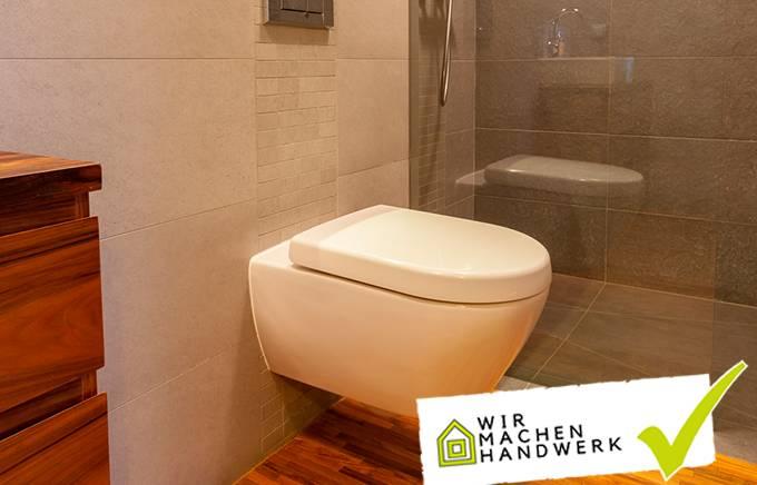 Wie Ihr kleines Bad ein effizient genutzter Hingucker wird